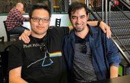 عکس شهاب حسینی کنار پسر بزرگش در آمریکا