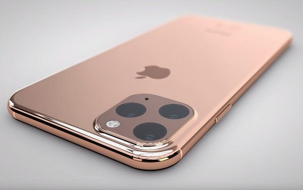 تصویر لو رفته از ایفون 11 شرکت اپل