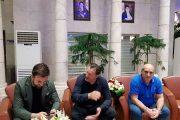آغاز دوران سرمربیگری مارک ویلموتس در تیم ملی ایران