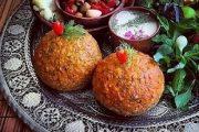 کوفته مخصوص و مناسب ماه رمضان