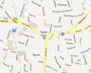قابلیت جدید نقشه گوگل