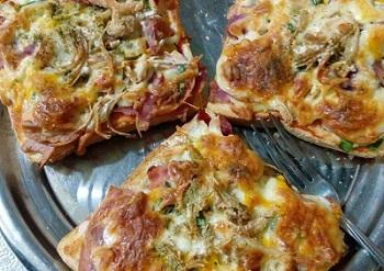 پیتزا فوری