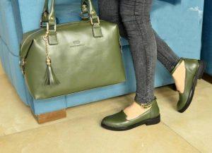 ست کیف و کفش تابستانی