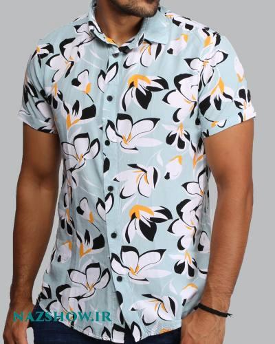 عکس پیراهن هاوایی