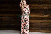 15 مدل از پیراهن ساحلی آستین بلند 2019 98