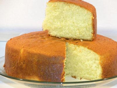طرز تهیه کیک ساده برای عصرانه