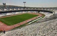عکس آخرین تغییرات ورزشگاه آزادی برای آغاز لیگ برتر