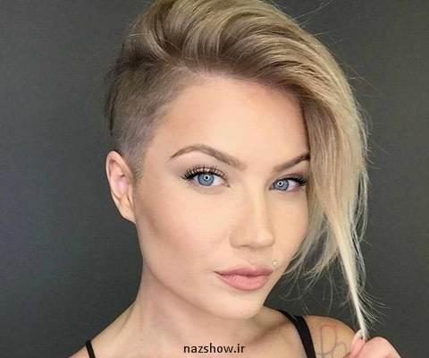 مدل مو کوتاه زنانه 2019