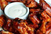 غذای شرقی خوشمزه با مرغ