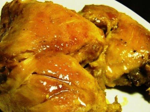 تهیه مرغ زعفرانی