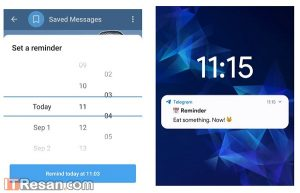 جدیدترین قابلیت های تلگرام
