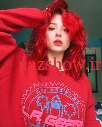 انتخاب میکاپ مناسب برای رنگ مو قرمز