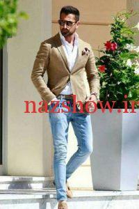 کت مردانه برای عید