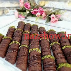 شیرینی کاکائویی برای عید