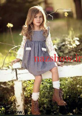 مدل پیراهن بچگانه دختر برای سال 99 2020
