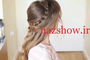 آموزش بستن مو