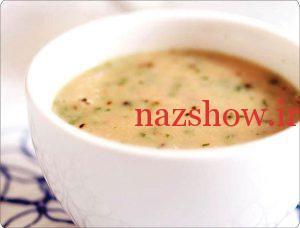 سوپ جدید طرز تهیه