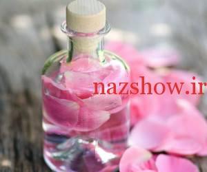 خواص باورنکردنی آب گل رز