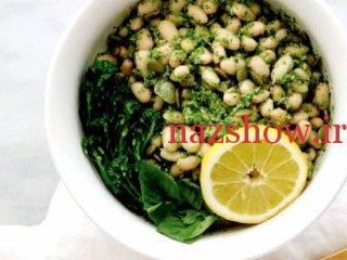 دستور تهیه غذای گیاهی خوشمزه