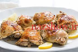 مرغ ایتالیایی روش تهیه آسان